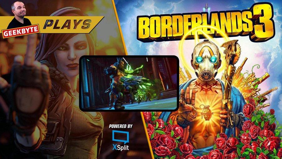 Borderlands 3 // 1080P // Vault Hunting