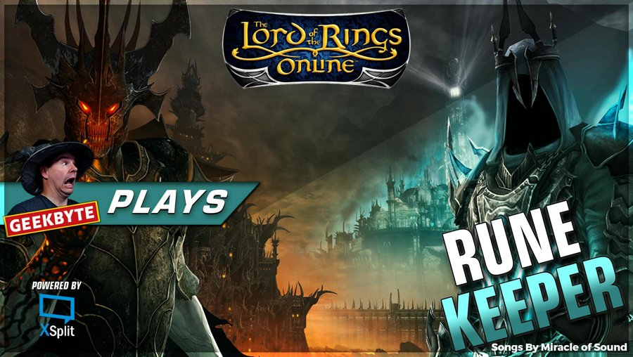 LOTRO // Rune-Keeper - Steady Levelling // 1080p // 60FPS