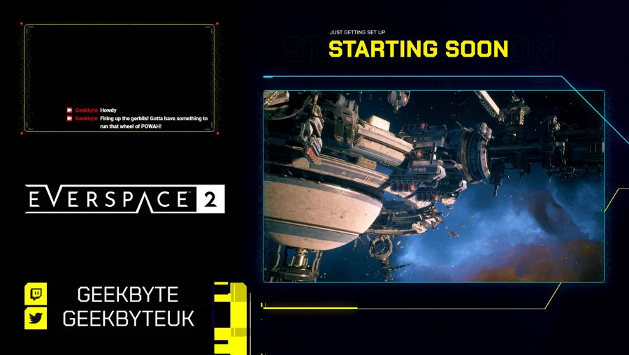 EVERSPACE 2 // Early Access Gameplay + Key Giveaway // 1080p // 60FPS