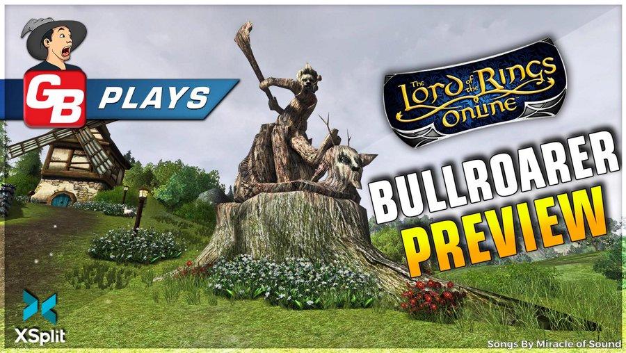 Bullroarer Preview // New LI System & Brawler Class // 1080P
