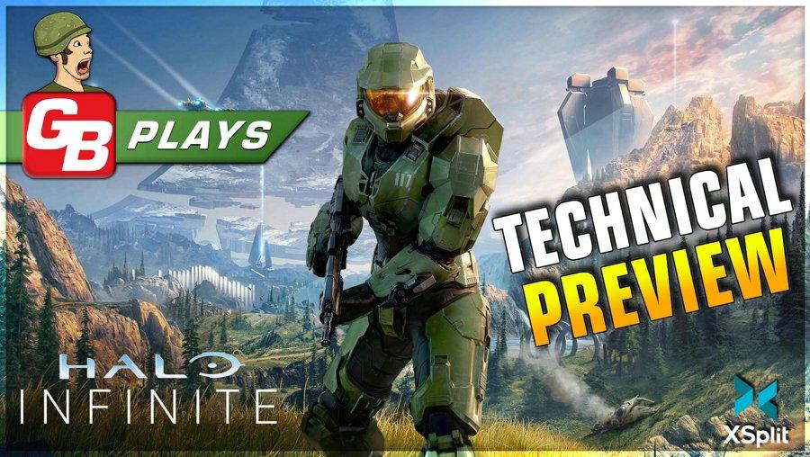 Halo Infinite // Tech Preview // Bot Beat-Down