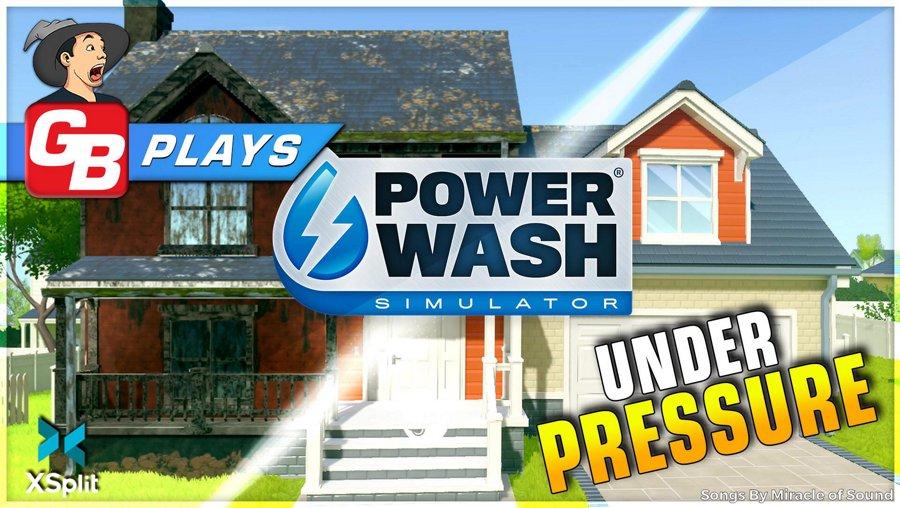PowerWash Simulator // Squeaky Clean Rims // 1080p