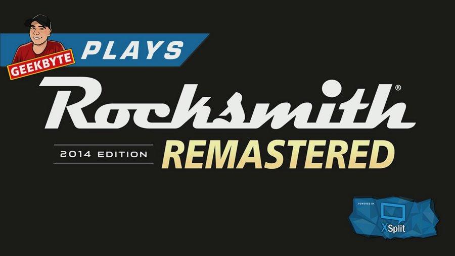 Rocksmith 2014 - Remastered  // Full HD // 60 FPS // Twang-Twang-Kerplunk