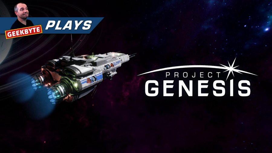 Project Genesis // Space Sunday // ALPHA