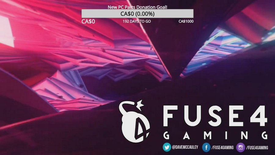 FUSE4GAMING BIRTHDAY STREAM!