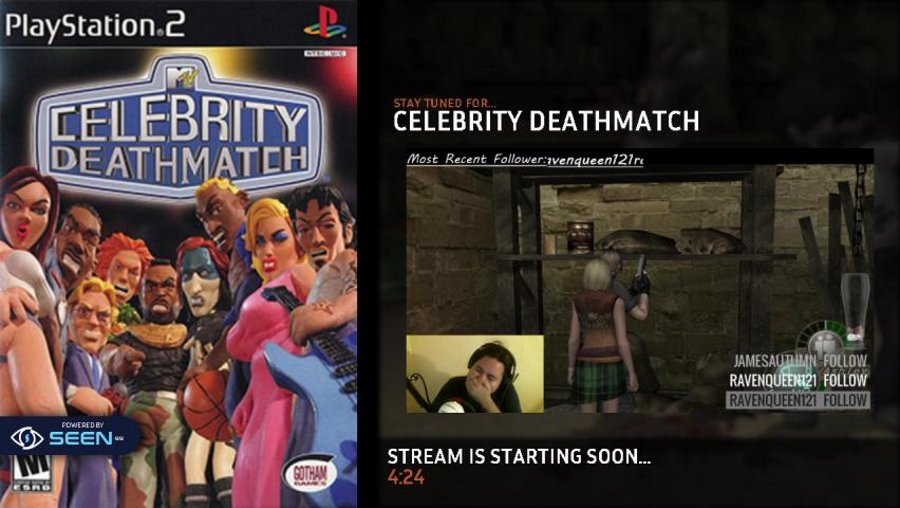 Welcome to...CELEBRITY DEATHMATCH!!