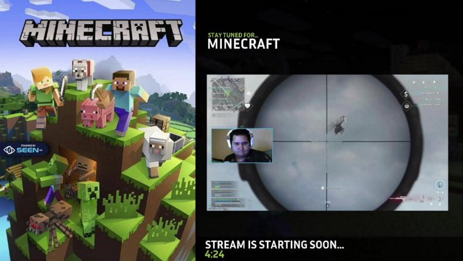 Minecraft time with Quintonis and StephTheKitten [+18] (ENG/SPA)