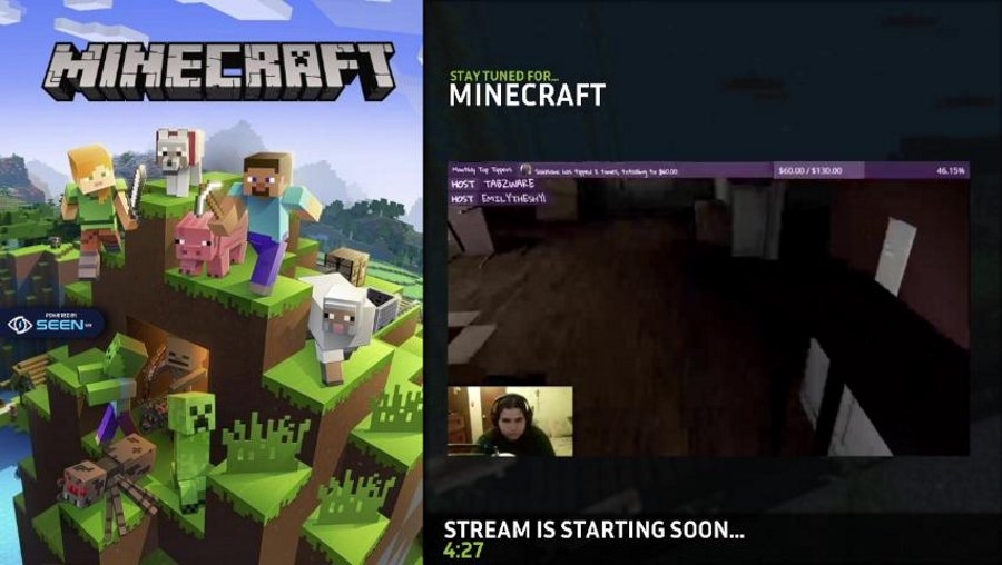 Minecraft time who wants to join? !discord !minecraft [+18] (ENG/SPA)
