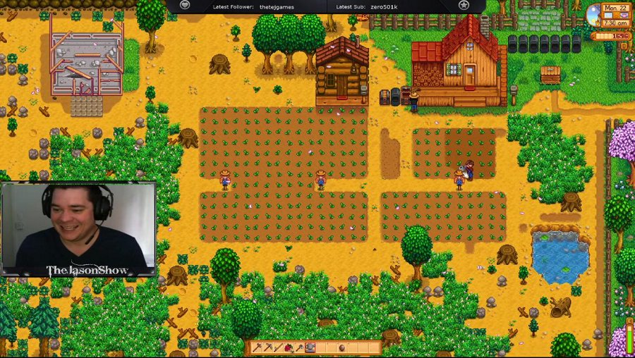 [ENG-PC] Stardew Valley - W/ Soulless & Luc - Let the watering begin!
