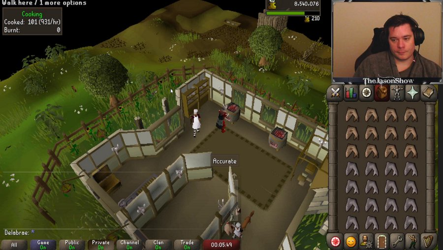 [ENG-AU] Birthday Stream :D Slayer Grind! - Getting all Combat stats to 80 [2/5]