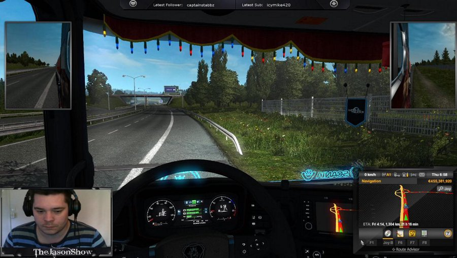 [ENG-PC] Euro Truck Simulator 2 - Turkish Delight Achievement - Do 3 X 2500km trips from Istanbul [0/3]