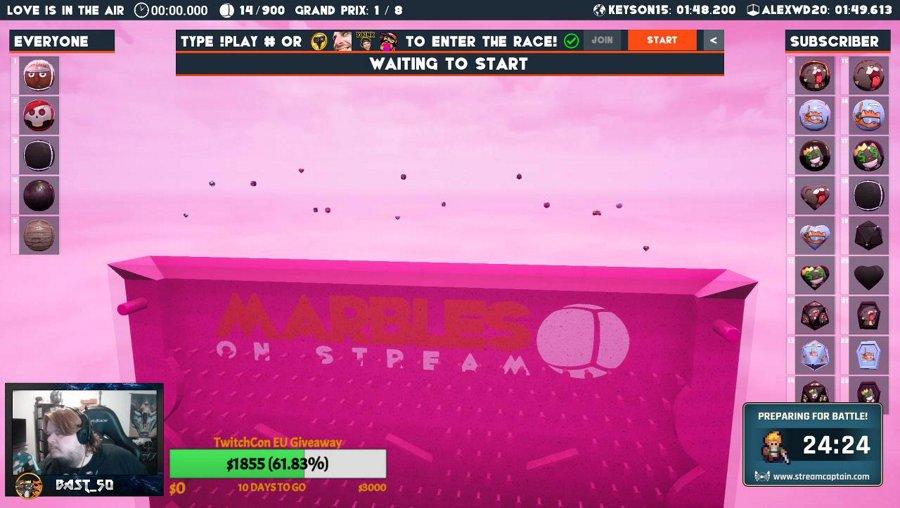 [EN/FR] Balls & StreamCaptain COMBOOOOO! Giveaways after Grand Prix #QC