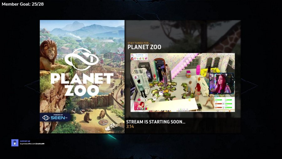 🎍First Time Streaming Planet Zoo // Panda Park Campaign🐼 HAPPY ZOO LOVER'S DAY