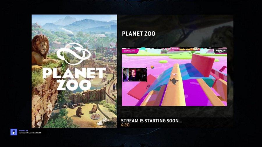 🌍Fourth Time Streaming Planet Zoo // Great Caldera Safari Park // Career Mode🦒