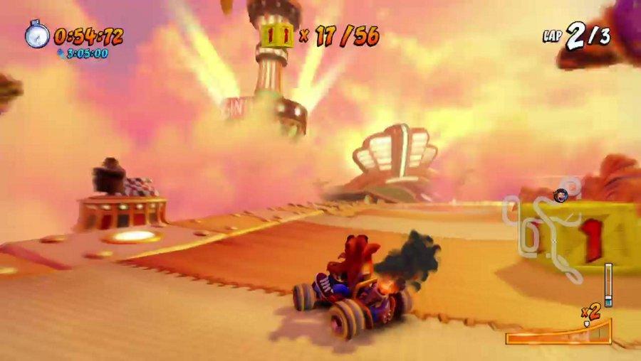 Crash Team Racing 100% Playthrough
