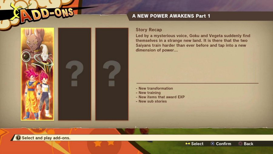 Dragon Ball Z : Kakarot Beerus Boss Playthrough