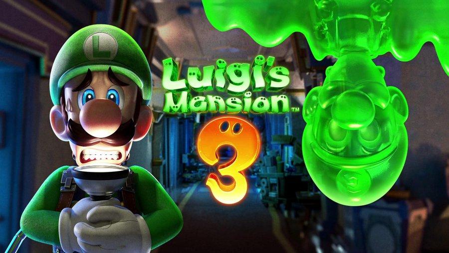 BIG SUCC   Luigi's Mansion 3