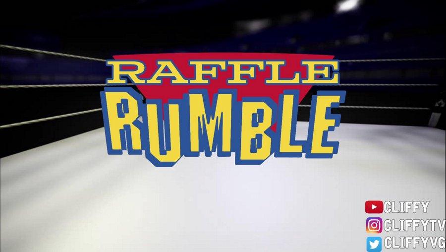 RAFFLE RUMBLE!