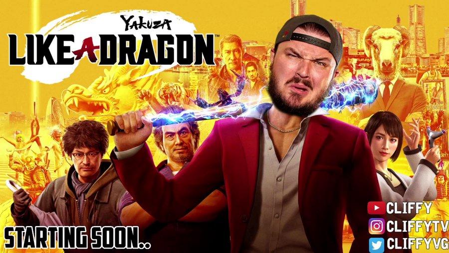 Searching Mods For Tomorrow's Skyrim Playthrough | Yakuza Like A Dragon After