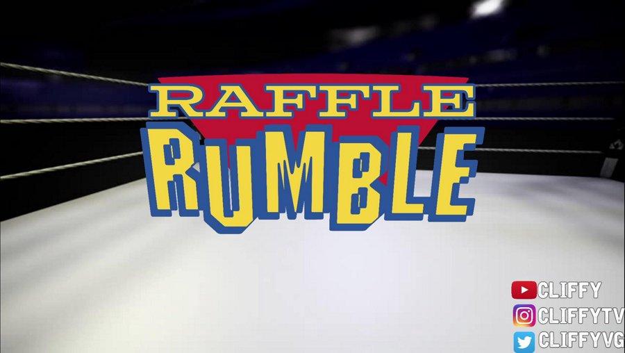 RAFFLE RUMBLE