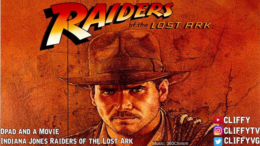 Dpad and a Movie! Raiders of the Lost Ark [Atari 2600]