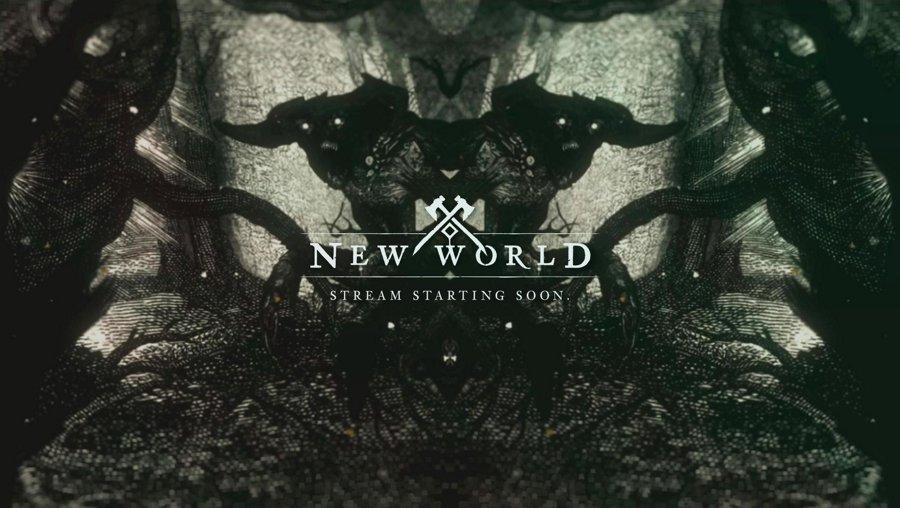 Its a Brave New World #NewWorldCreator #Drops #ClosedBeta