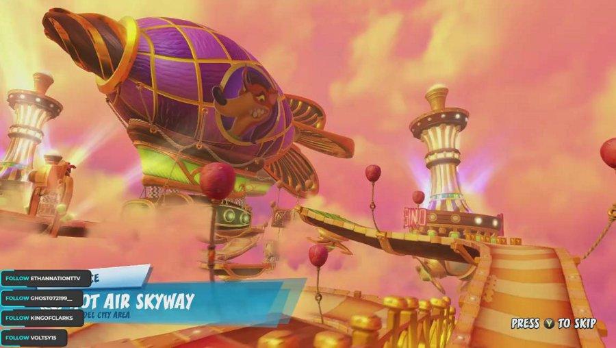 Crash Team Racing Adventure Mode!