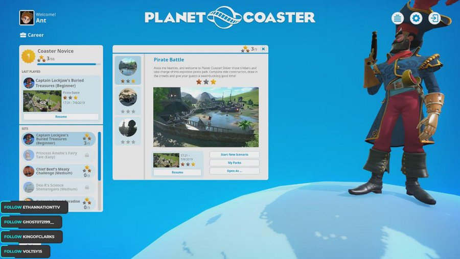 Planet Coaster, This game is nuts!