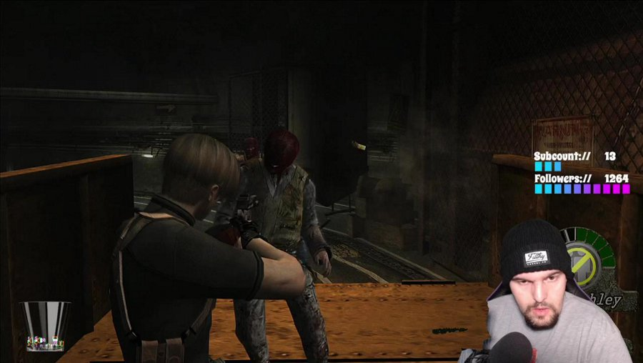 The Trashiest Finish! Ending RE4.