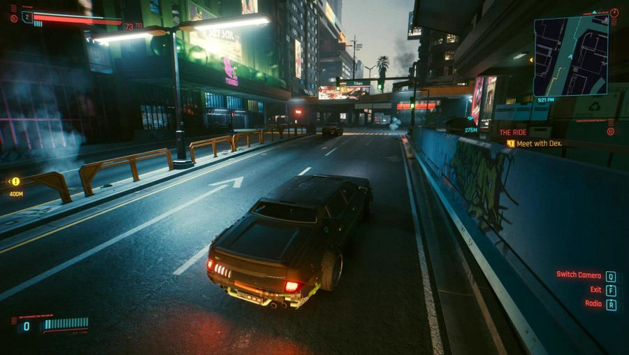The (Mis)Adventures of trying to Survive in NightCity?