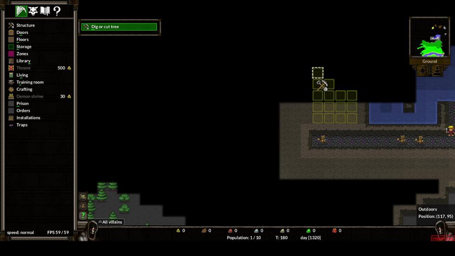 (TEST)The (Mis)Adventures of trying to Survive as a Dungeon Keeper?