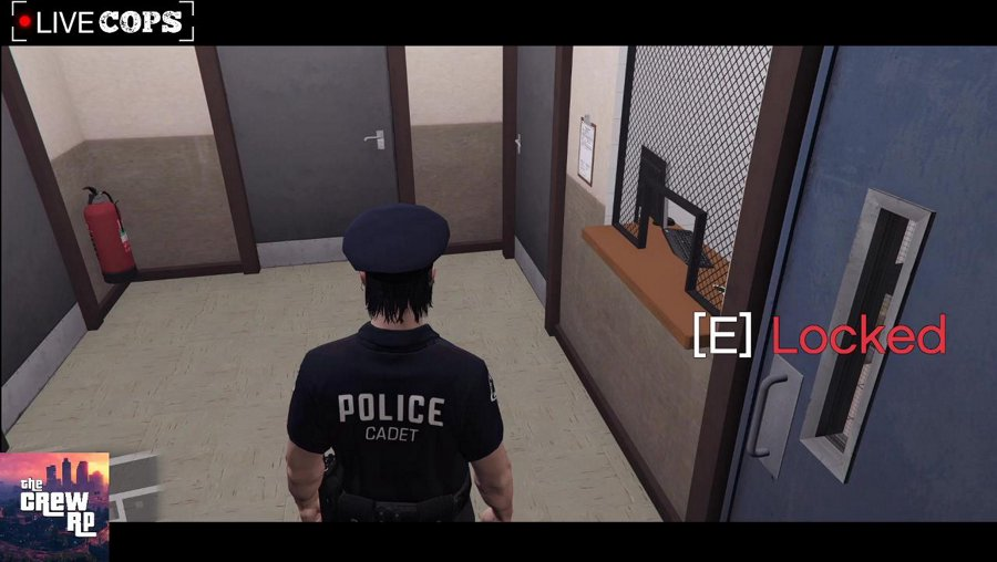 [TheCrewRp] Officer Frost - GTA RP