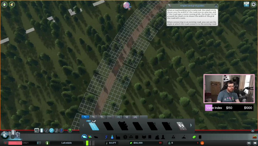building a metropolis