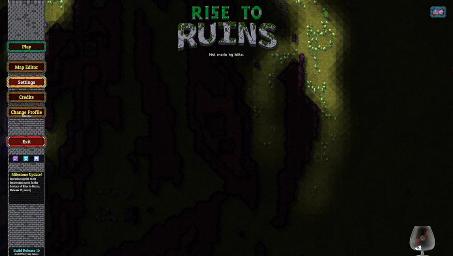 Rise to Ruins and Coffee