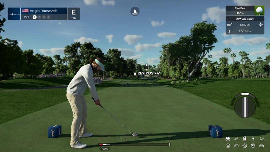 Golf clap