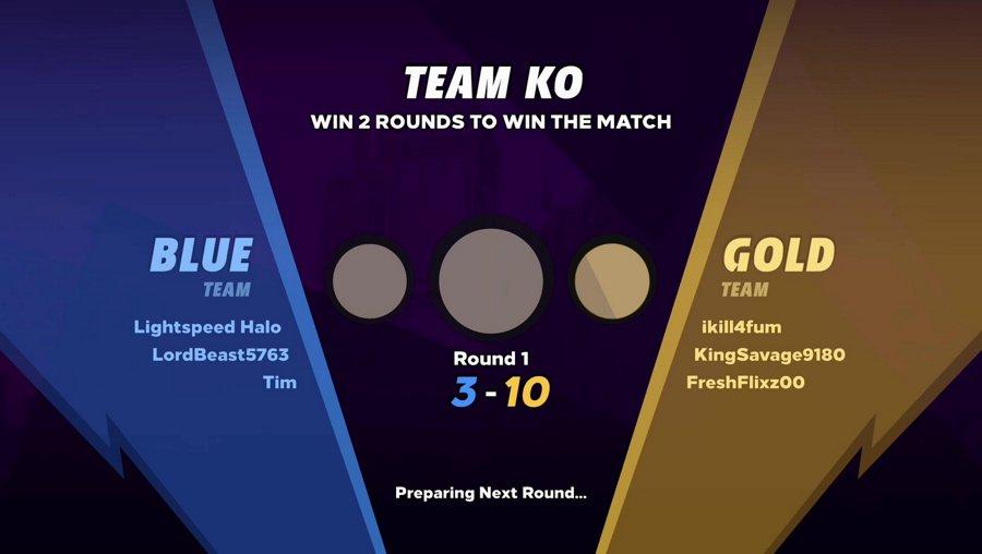 knockout grind