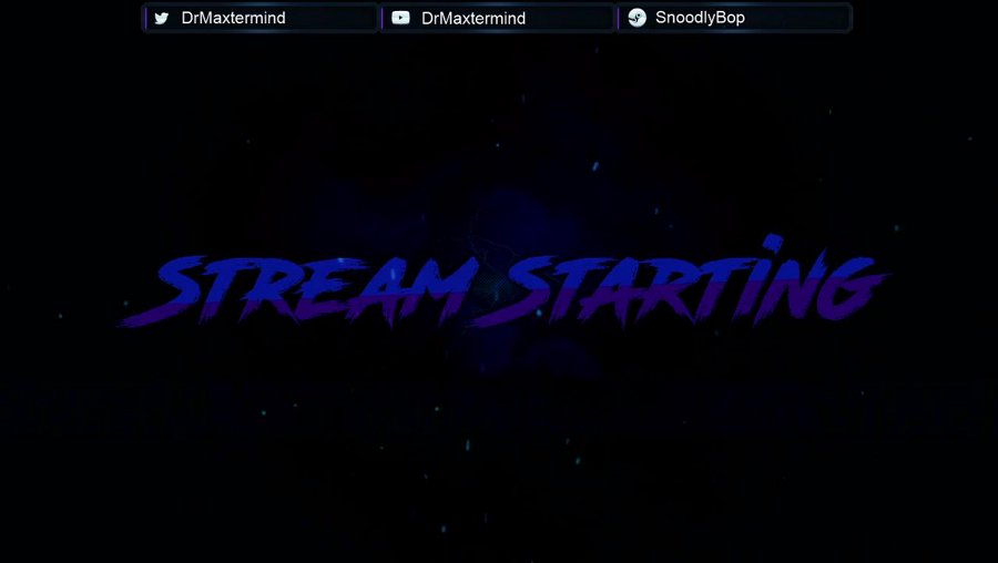 Charity | !thunder | !stew | Picking Boogers and then Picking Off Kaeshi #FollowKaeshi