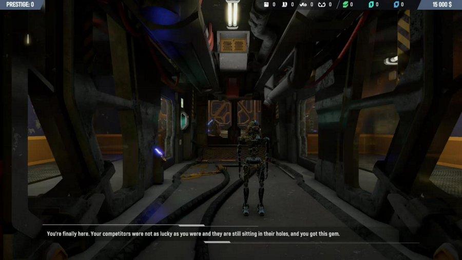 Mech Mechanic Simulator