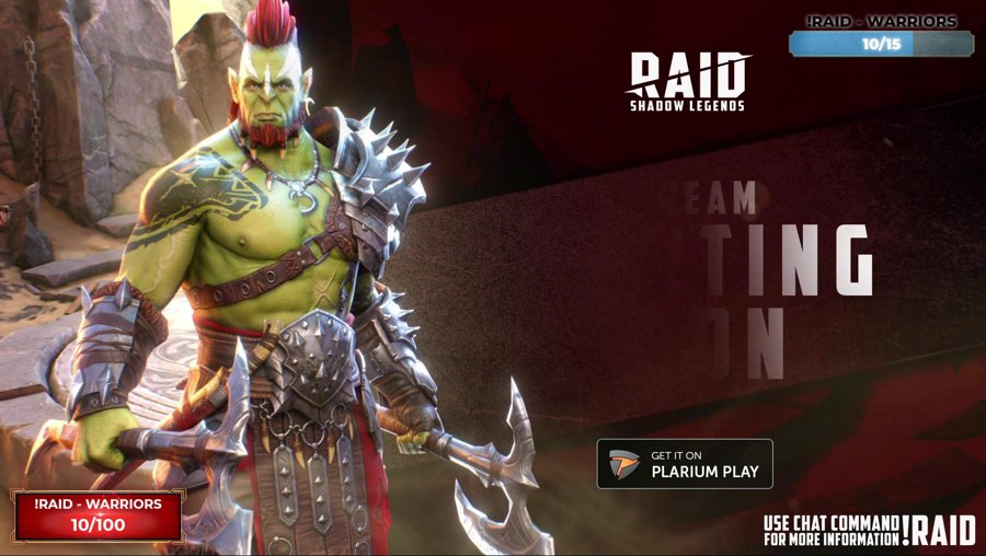 MORE !RAID - Chill Evening Stream - Bring Your Coffee! - #Sponsored #ad