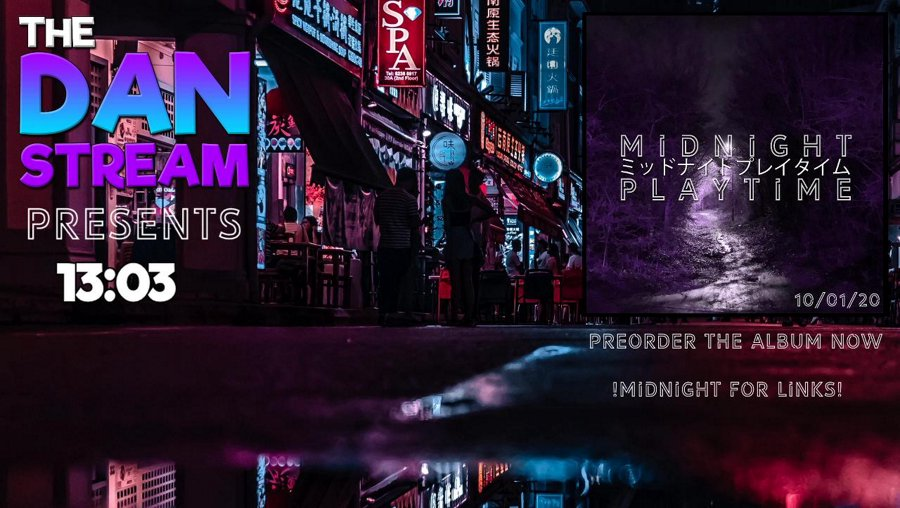 DO YOU LIKE THE SYNTHWAVE? I'm making some - !midnight