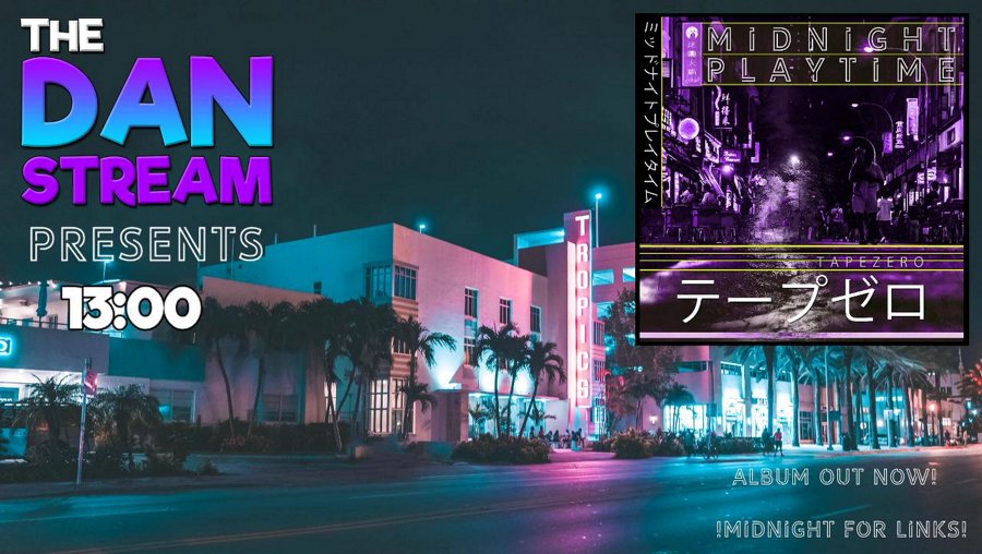 SYNTHWAVE/RETROWAVE PRODUCTION AND CHAT - !midnight