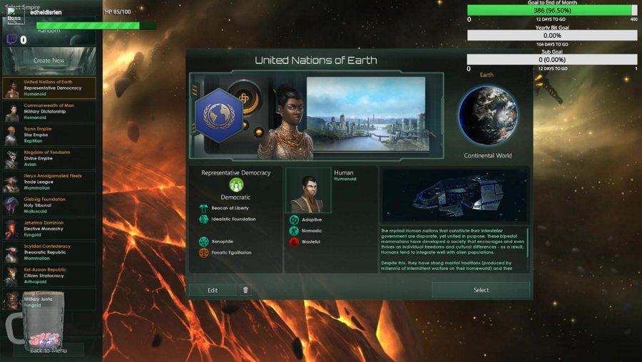 Stellaris Retreat: The Future of The Channel