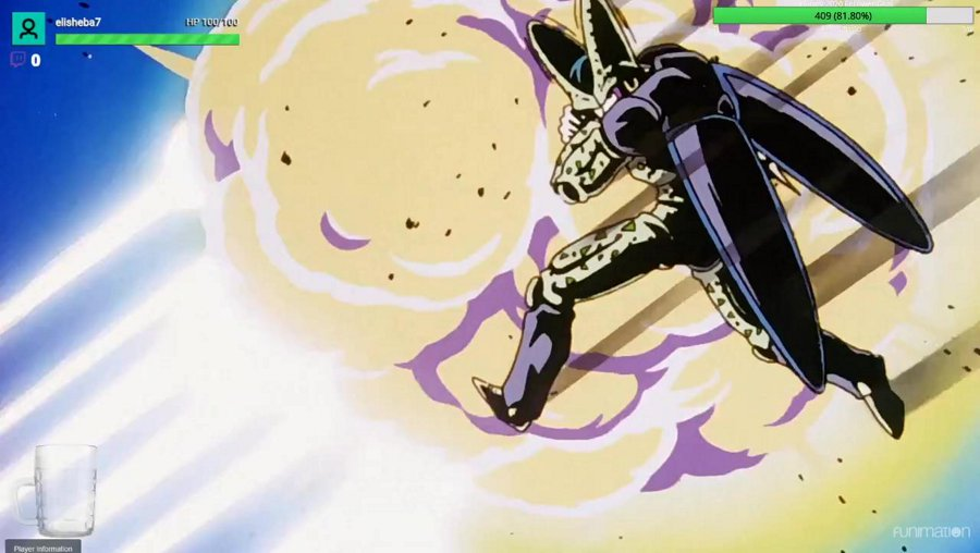 Dragonball Z Episodes (Cell Games)