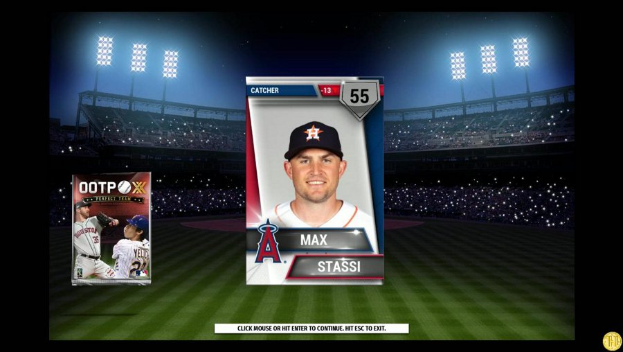 Opening 20+ Packs in OOTP Perfect Team, Then On To Other Stuffs