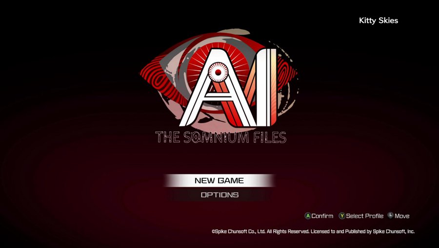 I am BACK! Who killed Kitty Skies?!?! - AI: The Somnium Files - Games Pass - Series X